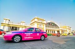 Hua Lamphong Uroczysta Środkowa stacja kolejowa Zdjęcia Stock