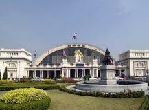 Hua Lampong station in Bangkok Royalty Free Stock Photos