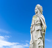 Hua Mulan. Statue of Hua Mulan, Chinese Garden, Singapore Stock Photography