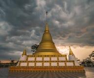 Hua Tanon Pagoda in Thailand Stock Afbeelding