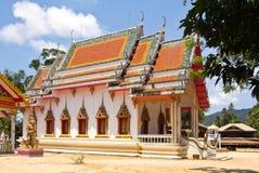 Hua Thanon Wat Sumret Arkivbild