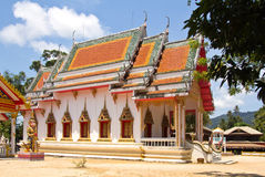 Hua Thanon, Wat Sumret Fotografia Stock