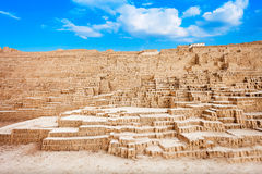 Huaca Pucllana, Lima Royalty Free Stock Images