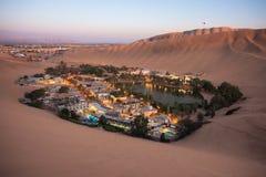 Free Huacachina Desert Oasis Stock Images - 176352434
