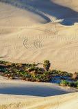 Huacachina no Peru fotos de stock