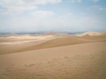 Huacachina Sand Dunes Royalty Free Stock Images