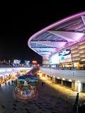 HUAFA εμπορικό Plaza, τεράστια σύνθετη λεωφόρος αγορών στην πόλη ZHUHAI, CNINA Στοκ εικόνες με δικαίωμα ελεύθερης χρήσης