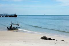 Huahin, Thailand Royalty Free Stock Images
