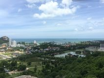 Huahin Royalty Free Stock Photography
