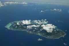 Huahine island Royalty Free Stock Image