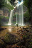 Huai Luang Waterfall Royalty Free Stock Image