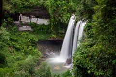 Huai Luang waterfall Stock Photography
