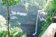 Huai Luang-waterval Royalty-vrije Stock Afbeelding