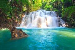 Huai Mae Khamin Waterfall Stock Photography