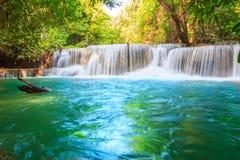 Huai Mae Khamin Waterfall Stock Image
