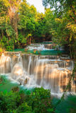 Huai Mae Khamin Waterfall Stock Photos