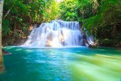 Huai Mae Khamin Waterfall Stock Images
