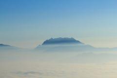 Huai Nam Dang National Park. Beautiful mountain in north of Thailand , Huai Nam Dang National Park, Chiang Mai, Thailand Stock Photo