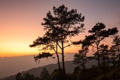Huai Nam Dang National Park Stock Photo