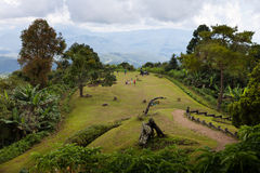 Huai Nam Dang National Park Royalty Free Stock Photo