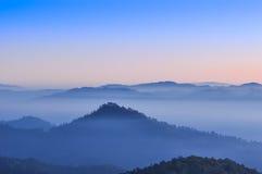 Huai Nam Dang Nationalpark Lizenzfreie Stockfotografie