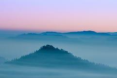 Huai Nam Dang Nationalpark Lizenzfreie Stockbilder