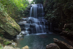 Huai Phai waterfall Stock Photos