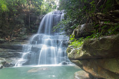 Huai Phai-waterval Stock Foto's