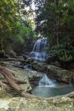 Huai Phai-waterval Stock Afbeelding