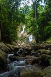 Huai To Waterfall Photo stock
