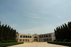 Huaian Чжоу Эньлай мемориальный Hall Стоковые Изображения