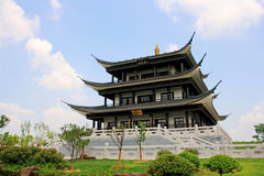 Huaian ancient architecture Royalty Free Stock Images