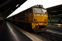 Hualamphong Station Stock Images