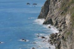 Hualien kust Royaltyfri Fotografi