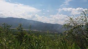Huallaga Рио стоковое фото rf