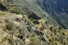 Huamanmarca μέσα ούτε Yauyos Cochas, Περού Στοκ εικόνα με δικαίωμα ελεύθερης χρήσης