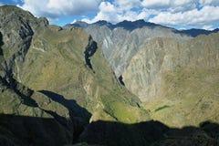 Huamanmarca μέσα ούτε Yauyos Cochas, Περού Στοκ Εικόνα