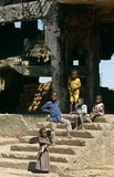 Huambo,安哥拉 库存图片