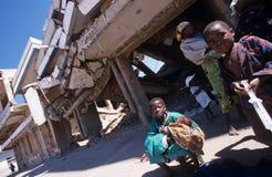 Huambo,安哥拉 图库摄影