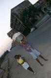 Huambo,安哥拉 免版税库存图片