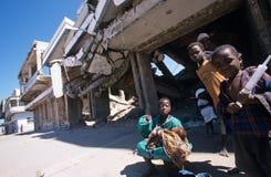 Huambo, Ανγκόλα Στοκ Εικόνες