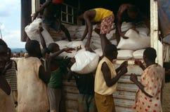 Huambo, Ангола Стоковое фото RF