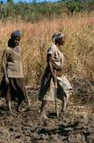 Huambo, Angola Fotografia Stock Libera da Diritti