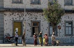 Huambo, Angola Fotografie Stock