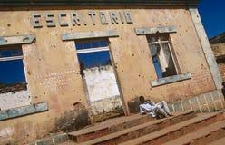 Huambo, Angola Immagini Stock