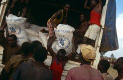 Huambo, Angola Fotografia Stock