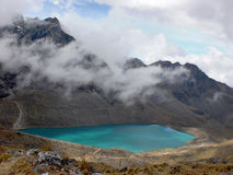 Huancayo royaltyfri fotografi