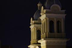 Huancayo peru de Iglesia Inmaculada Fotografia de Stock