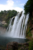 Huang Guoshu Waterfall Royaltyfri Foto