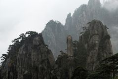 Huang shan Stock Images
